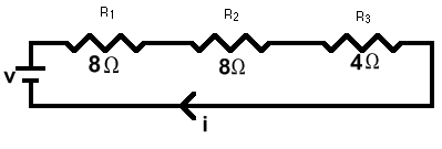 Series Connection of resistor