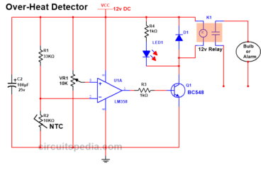Top10 electronic circuit diagram for beginners